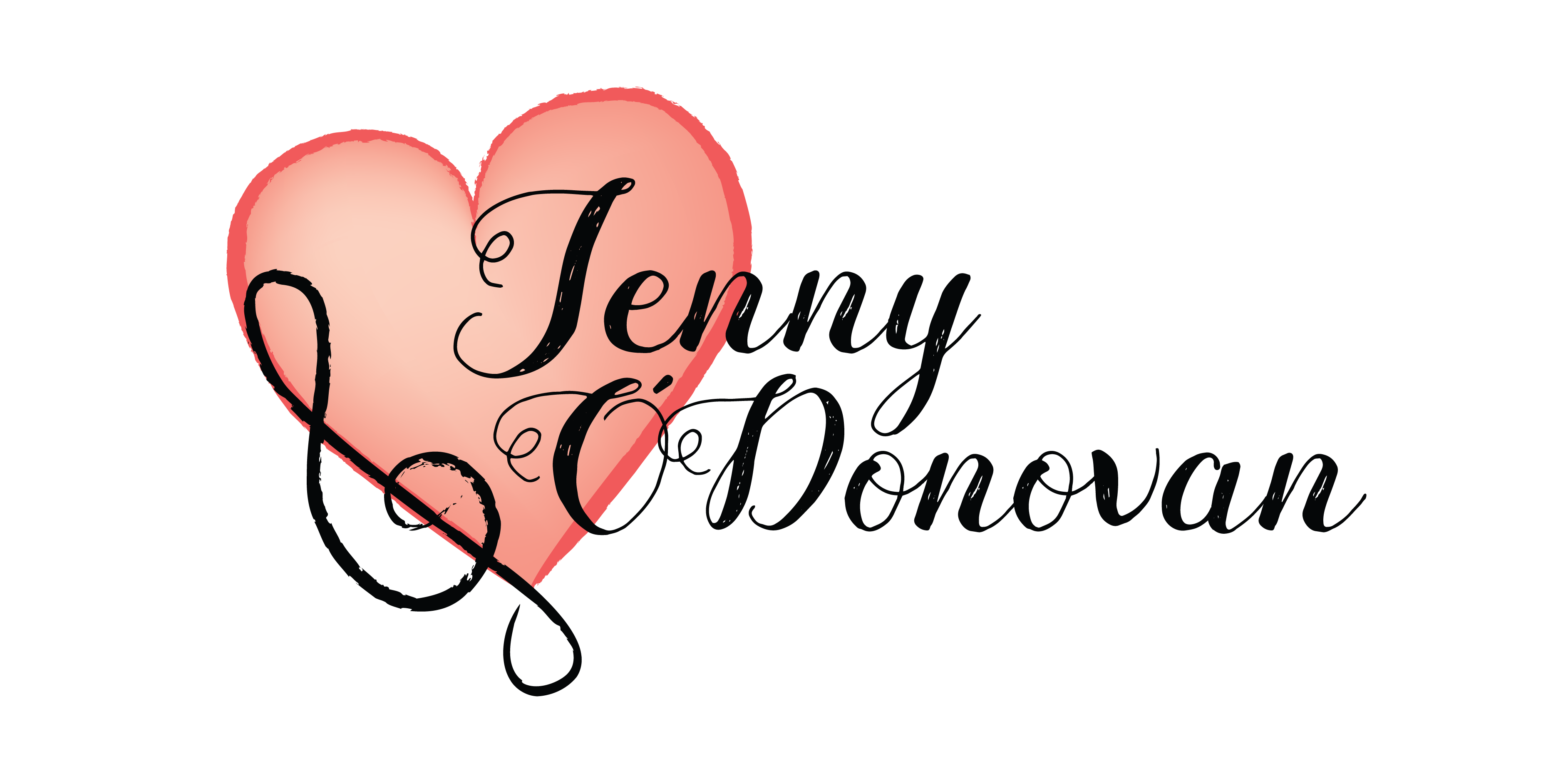 Jenny O'Donovan - Wedding & Events Singer Logo